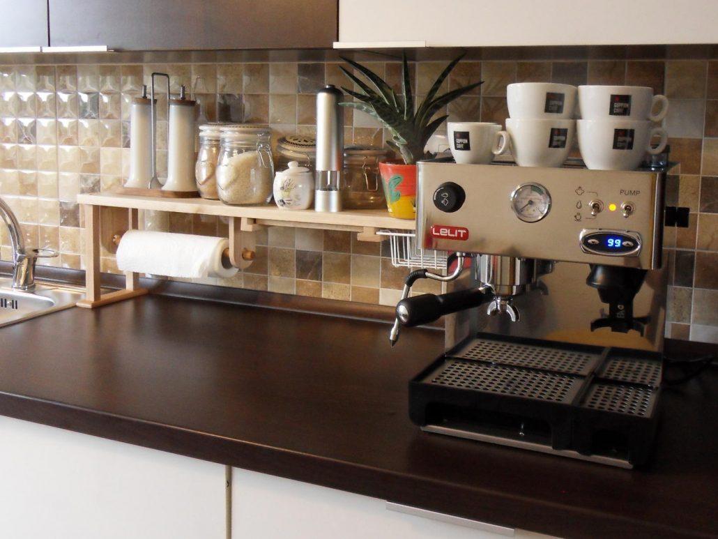 lelit anita lacny espresso kavovar s mlyncekom