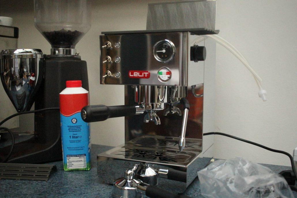 anna lelit lacny espresso kavovar