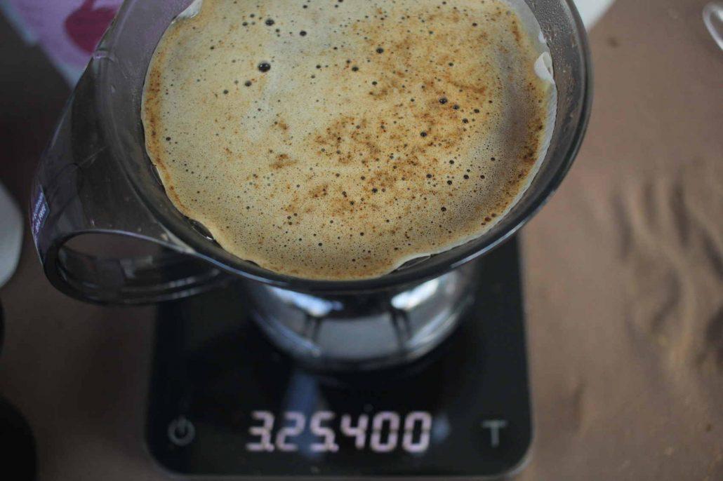 clever drip gardelli acaia home barista