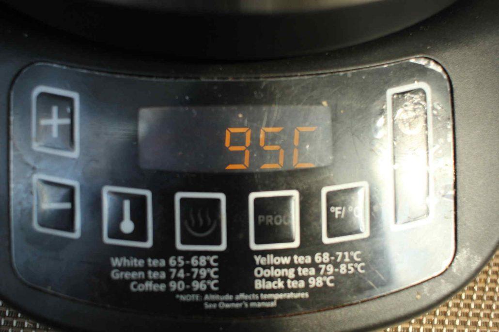 brewista kanvica acaia vaha na kavu