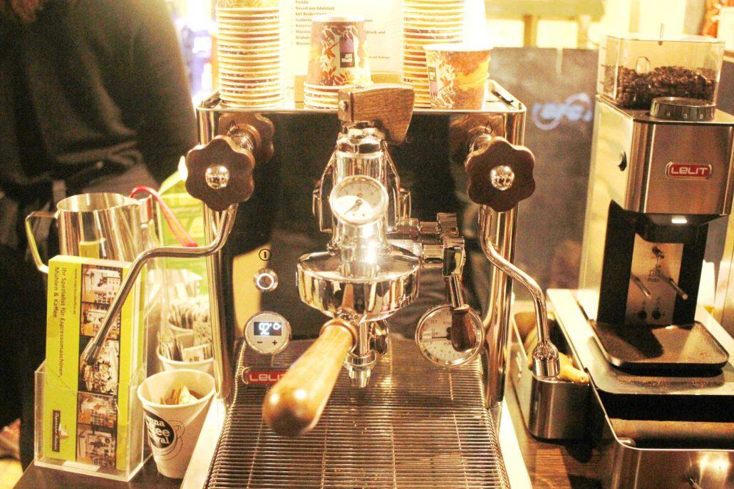 goppion caffee lelit bianca