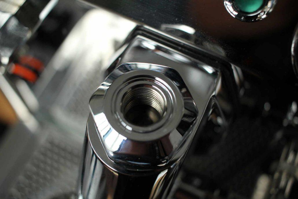 E61 hlava espresso kavovaru BFC junior
