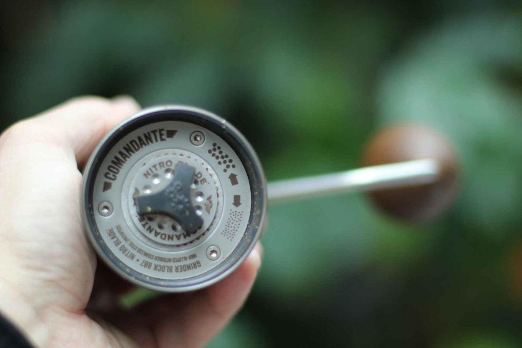 comandante najlepsi rucny mlyncek na kavu gardelli rwanda lot 630