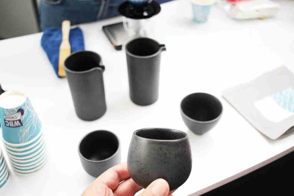 šálky na kavu
