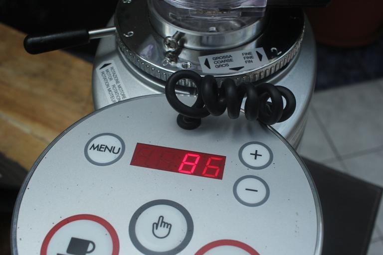 test mlyncekov na kavu