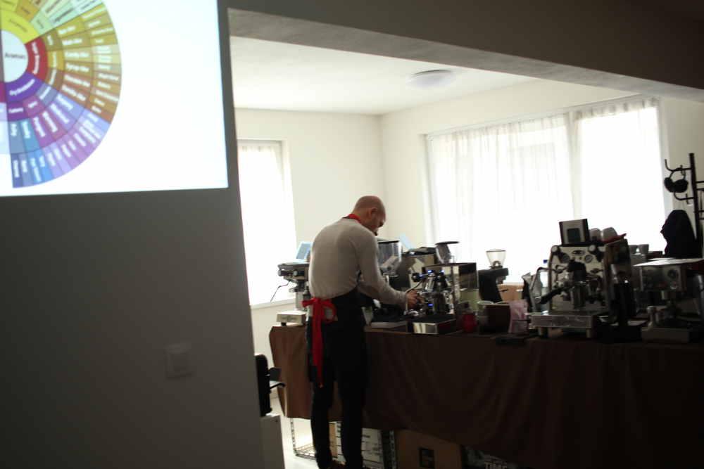 kavovy kurz
