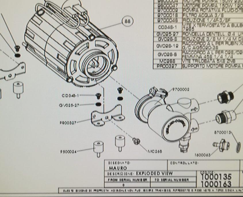 pumpa motorova ticha spolahliva